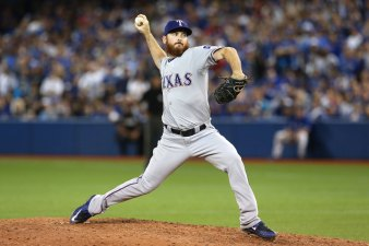 Dyson Sinker One of Game's Best Pitches