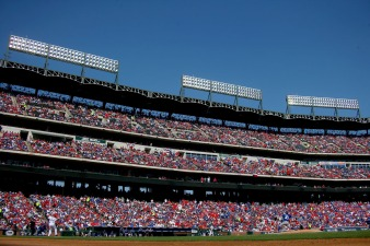 Rangers Excited About Charitable 50-50s