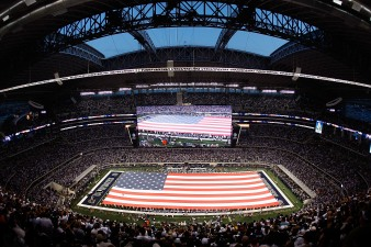 "Poll: Cowboys Still ""America's Team"""