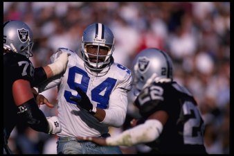 "Charles Haley Isn't Happy With ""Self-Absorbed"" Cowboys"
