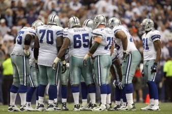 Cowboys Camp Preview: Offensive Line