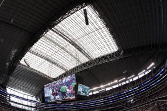 Another Cowboys Stadium Innovation: The Stadium Nomad