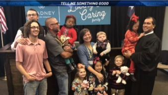 TMSG: Adoption Day for Children in Fort Worth