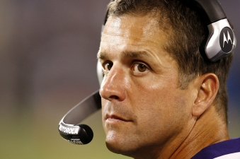 Harbaugh Apologizes For Cowboys Remarks