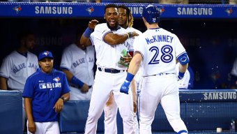 Blue Jays Hit 3 Solo HRs, Blank Slumping Rangers