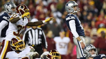 Cowboys Lose After Maher Misses Game-Tying FG Attempt