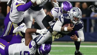 Newy's Instant Analysis: Cowboys Fall to Vikings