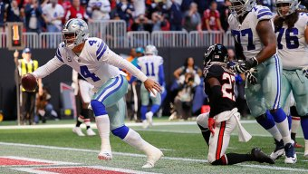 Instant Analysis: Cowboys vs. Falcons