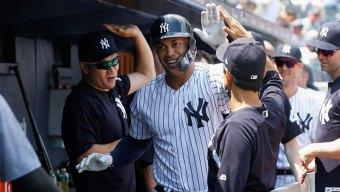 Sabathia, Stanton Lead Yankees Over Rangers