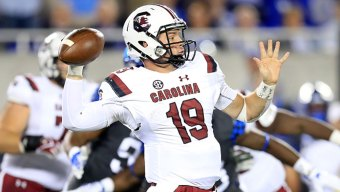 Muschamp: Gamecocks QB Bentley Expected to Start Against A&M