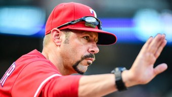Former Rangers' Coach Hired as Padres New Manager