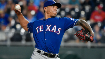 Pirates Acquire RP Kela From Rangers