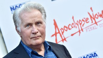 Martin Sheen Visits Fort Worth's Joe T. Garcia's