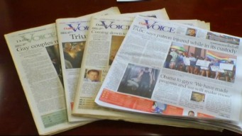 Dallas Voice Focuses on the Gay Community
