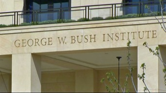 Bush Center Presented With Environmental Award