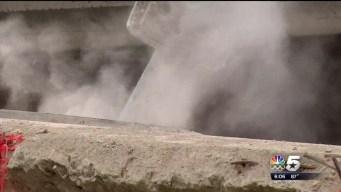 Road Closures in Collin, Tarrant Counties Until Monday