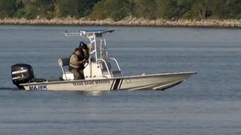 Search Resumes for Missing Angler After Drowning Friday