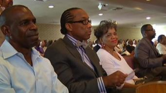 Hundreds Turn Out for Rally in Support of John Wiley Price