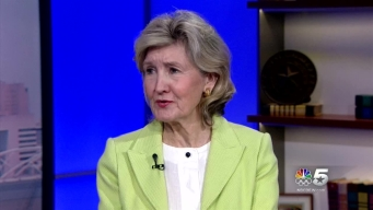 Lone Star Politics: Kay Bailey Hutchison on Trump