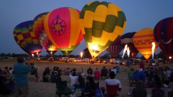 Fall Festivals, Balloons and Oktoberfest