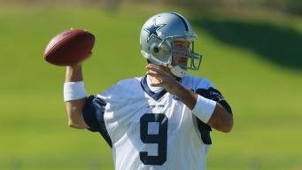 Cowboys' Training Camp Schedule 2014