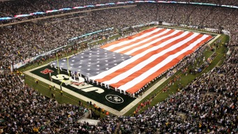 Cowboys-Jets Game Marked by 9/11