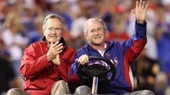 Bush Center Exhibit Explores Baseball, Presidents
