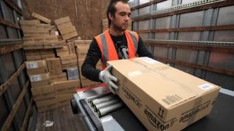 Amazon Building 5th Fulfillment Center in Texas
