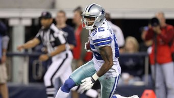 Ogletree Has Real Chance to be Cowboys' 3rd WR