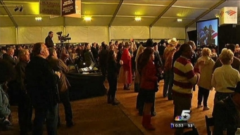 Cattle Baron's Ball Raises Money for Cancer Fight