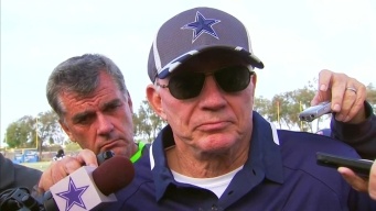 Cowboys Brief Players About Ebola