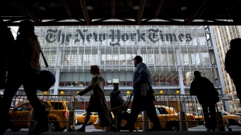 """Lawsuit Claims Discrimination """"Rife"""" at the New York Times"""