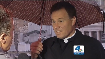 SoCal Priest Explains Papal Conclave