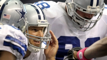 """Romo Looking For Young WR To """"Grab"""" No. 3 Spot"""