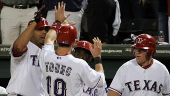 Rangers Moments: No. 9