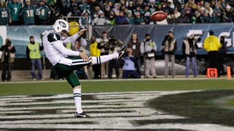 Cowboys Working Out Former Jets Punter Conley