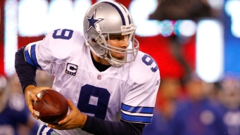 Romo And Cowboys Silence St. Louis