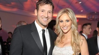 Cowboys' Romo and Wife Welcome Second Son