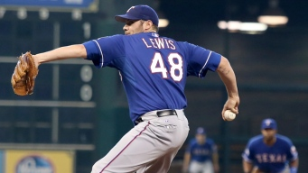 Rangers Looking Different Places For Rotation Depth