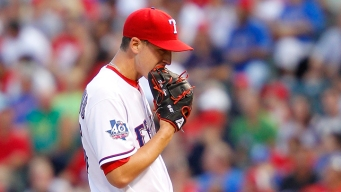 Holland to DL With Shoulder Fatigue