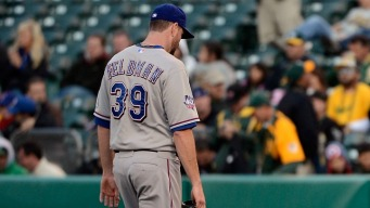 Rangers Pass on Panic Button for Rotation