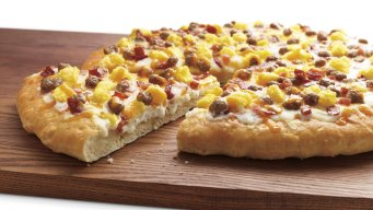 7-Eleven Launches Breakfast Pizza