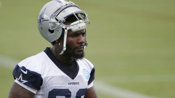 Cowboys Bryant, Crawford Sustain Concussions in Practice