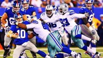 Jerry Not Worried About Aging D-Line