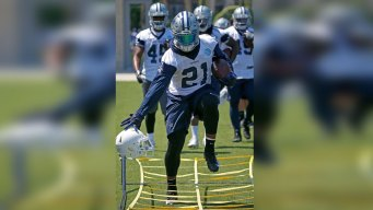 Free of Looming Suspension, Elliott Ready to Run for Cowboys