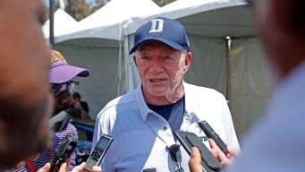 Jones Reaffirms Papa John's Relationship