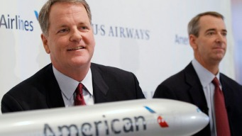 US Airways CEO Talks About New Airline's Leaders