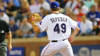 Nick Tepesch Came Along at the Right Time