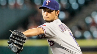 Darvish Set to be Rangers Opening Day Starter