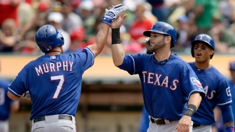 Moreland is Back, But Not to Play First
